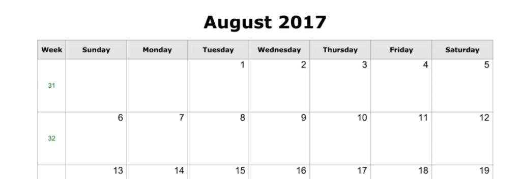 idő naptár