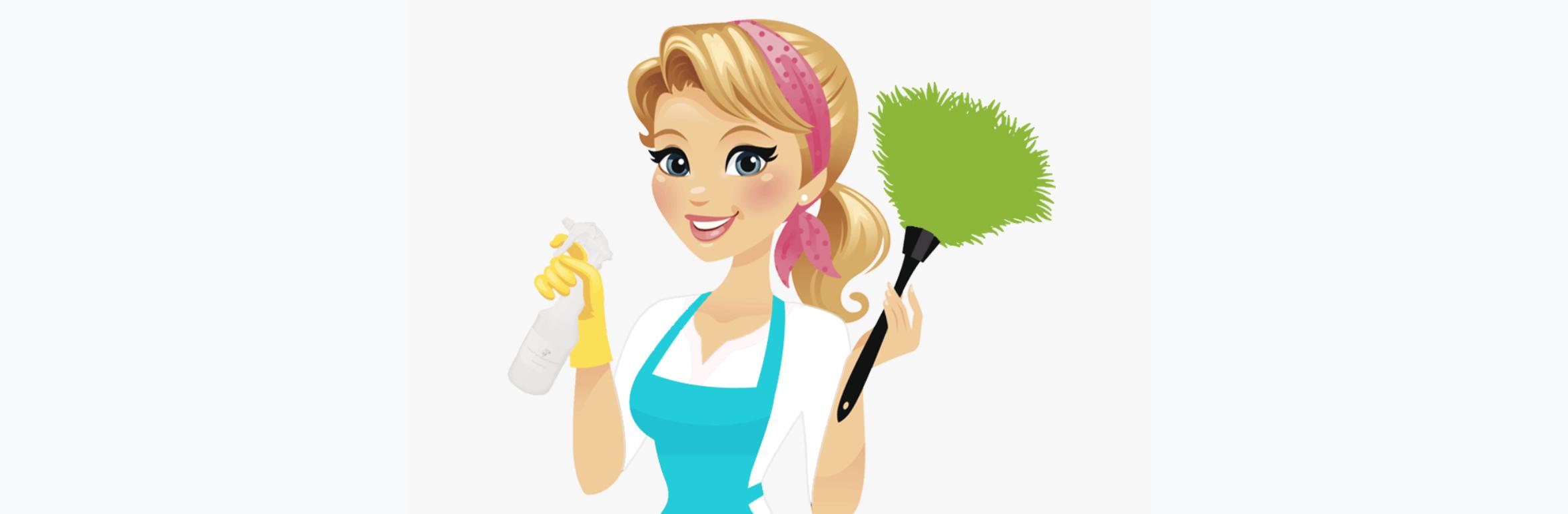 takarítónő