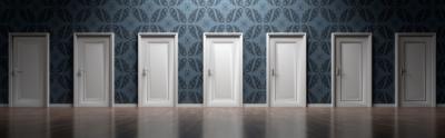 lehetőség választás választ ajtók kijárat rejtély